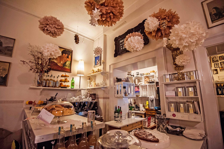 Cafe Fräulein München I Photography Paul Bosek